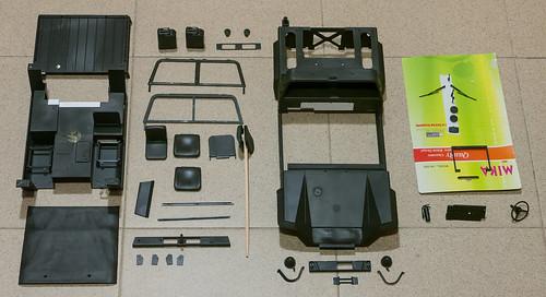 LANE Boys RC's Tamiya XR311 build 7893763338_4340fe9a6c