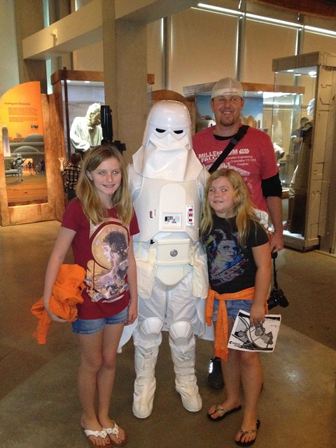 GREATEST DAY EVER (Star Wars-wise) IN YEARS!!!! *** PHOTOS ADDED!!!! *** 7937817910_9f5abe9a37_z