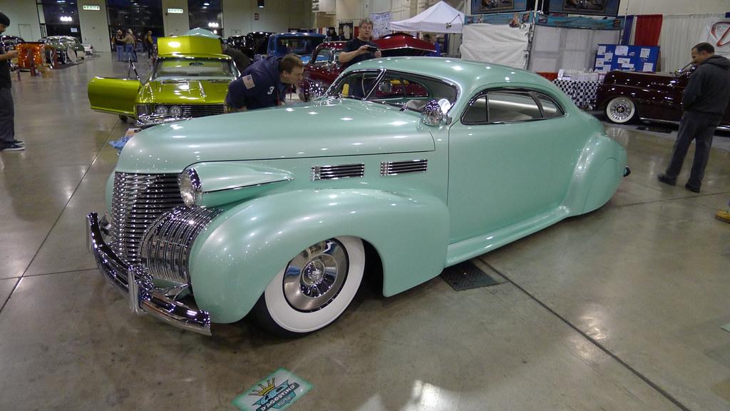 Cadillac 1938 - 1940 custom and mild custom 8412489867_9aae3992d6_b