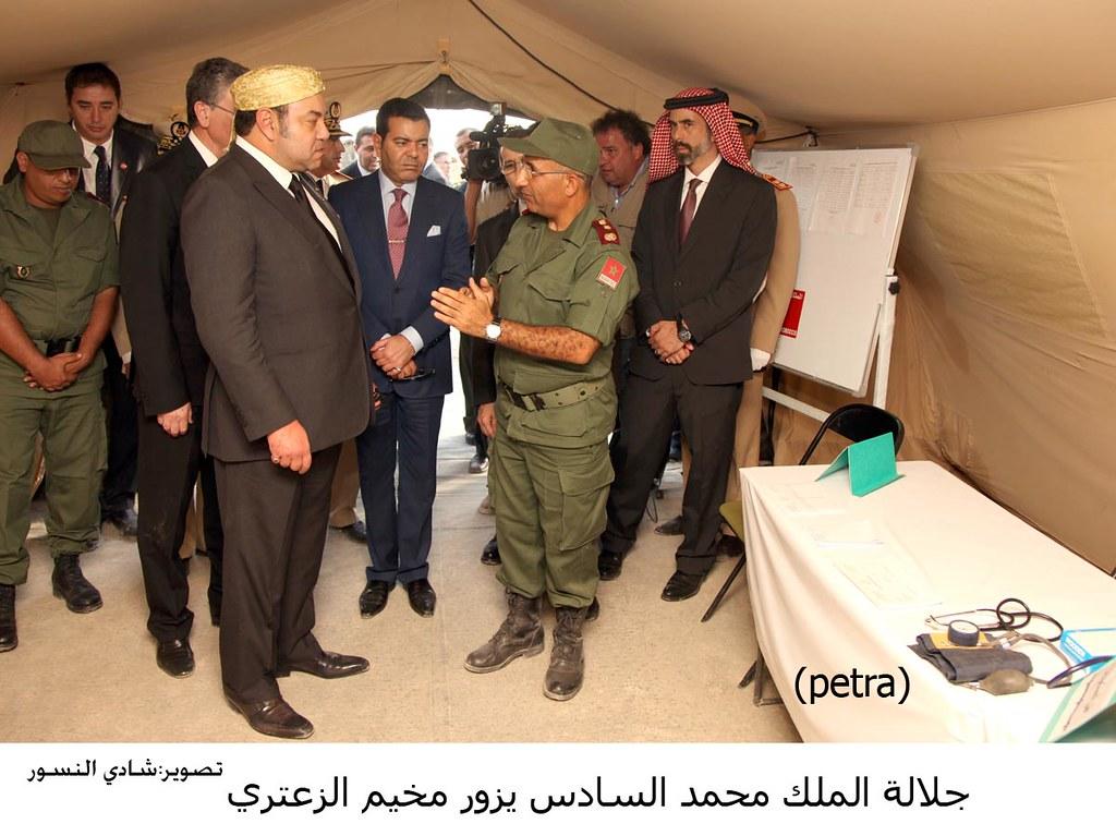 Hôpitaux de Campagne des FAR / Moroccan Field Hospitals - Page 2 8100359237_71d0db2a28_b