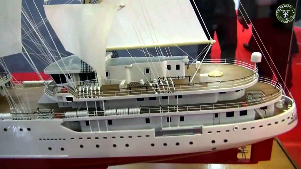 الجزائر تبني السفينة الشراعية  في بولونيا والتسليم في 2016 - صفحة 2 29047323523_4405bf9e2b_b