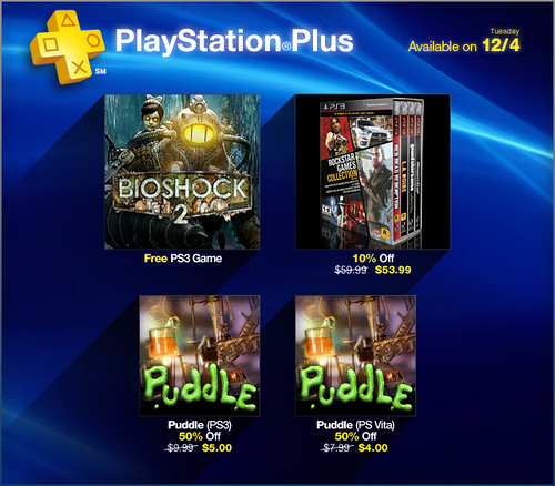 PlayStation Plus discussion thread 8232547453_3d73808ab8