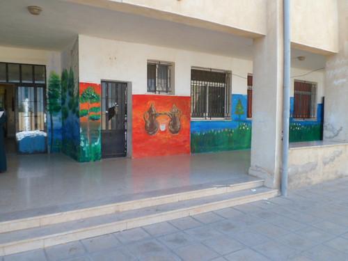التوقيع على جدارية الولاء والانتماء في ثانوية ارحابا للبنات 8180081355_90e387d40a