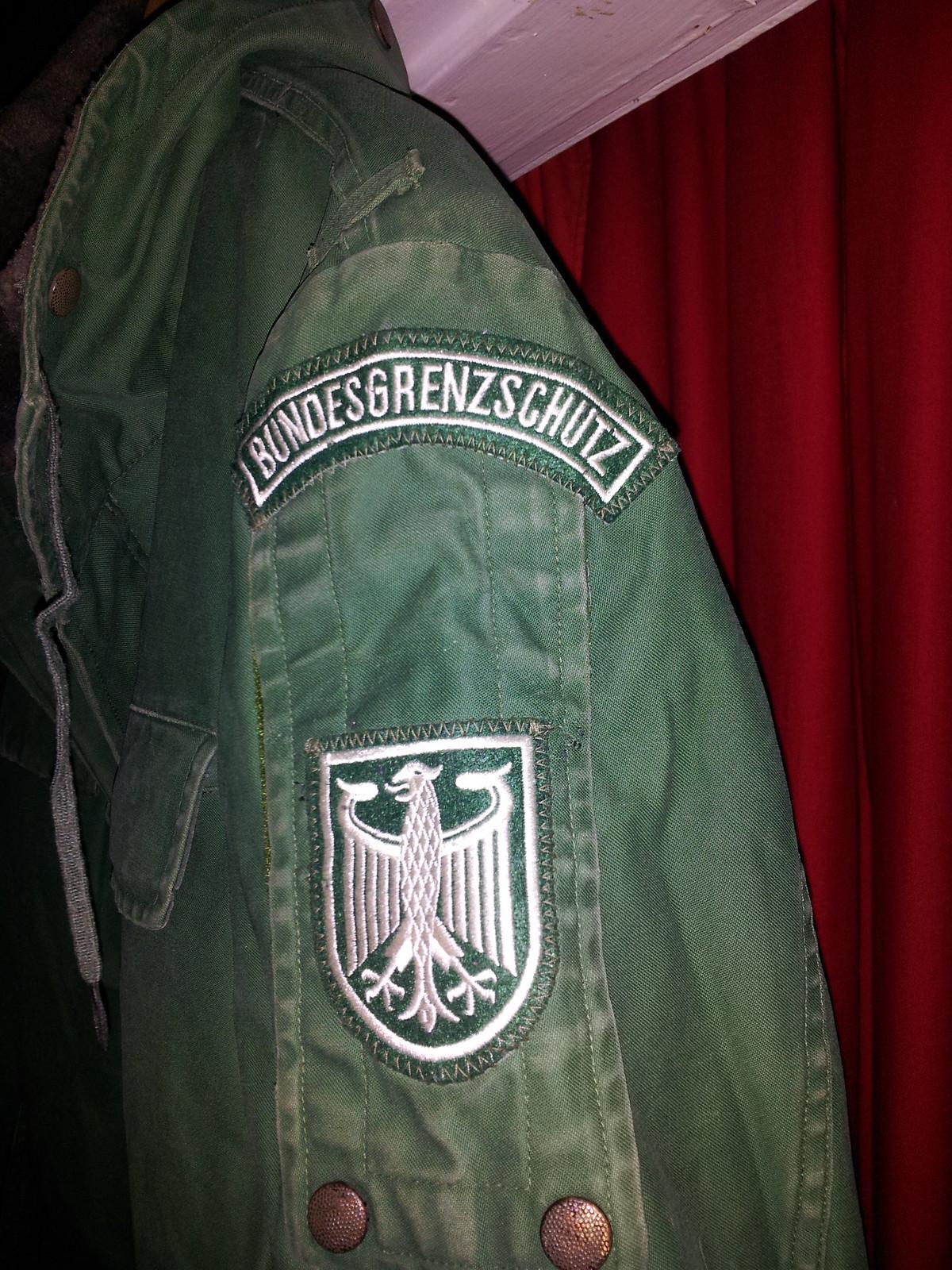 Bundesgrenzshutz patch 8298011627_91a6110ef2_h