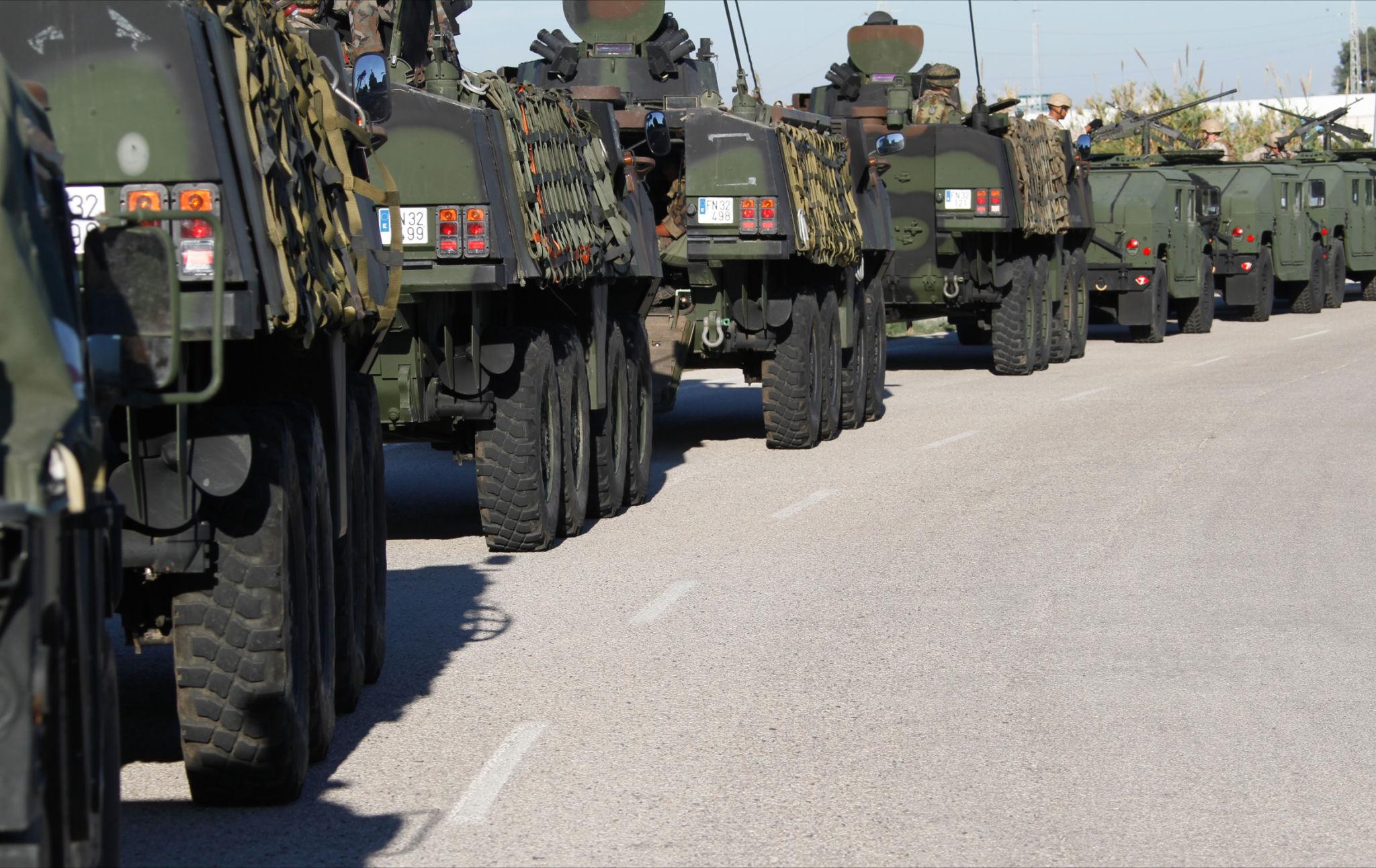 Armée Espagnole/Fuerzas Armadas Españolas - Page 23 8345540182_77fb511e93_o