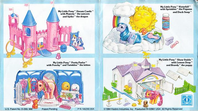 Mon Petit Poney (HASBRO) 1982 - 1994 8257705215_ddb0bc6db5_z