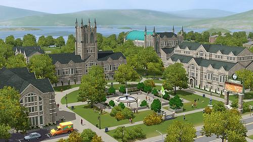 Les Sims™ 3 University 8293249462_5dcc4c44e5
