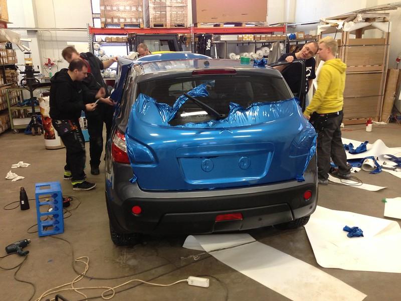 LimboMUrmeli: Maailmanlopun Vehkeet VW, Nissan.. - Sivu 2 8456561240_e398d6c1b6_c