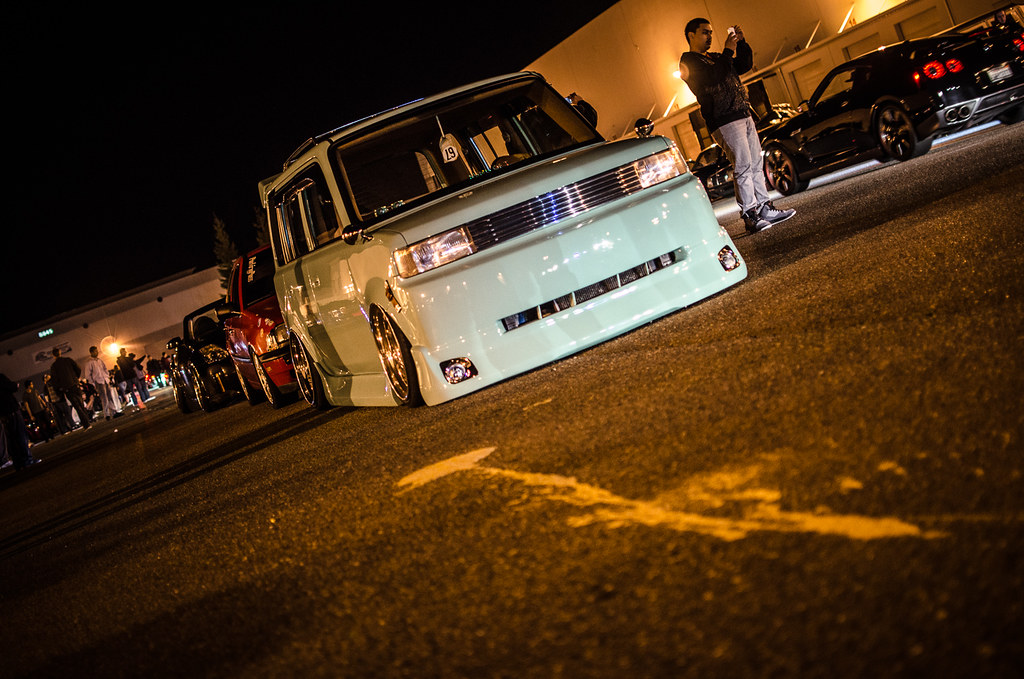 Roseville, CA car meet (pic heavy) 8544596256_3f2eca6e42_b