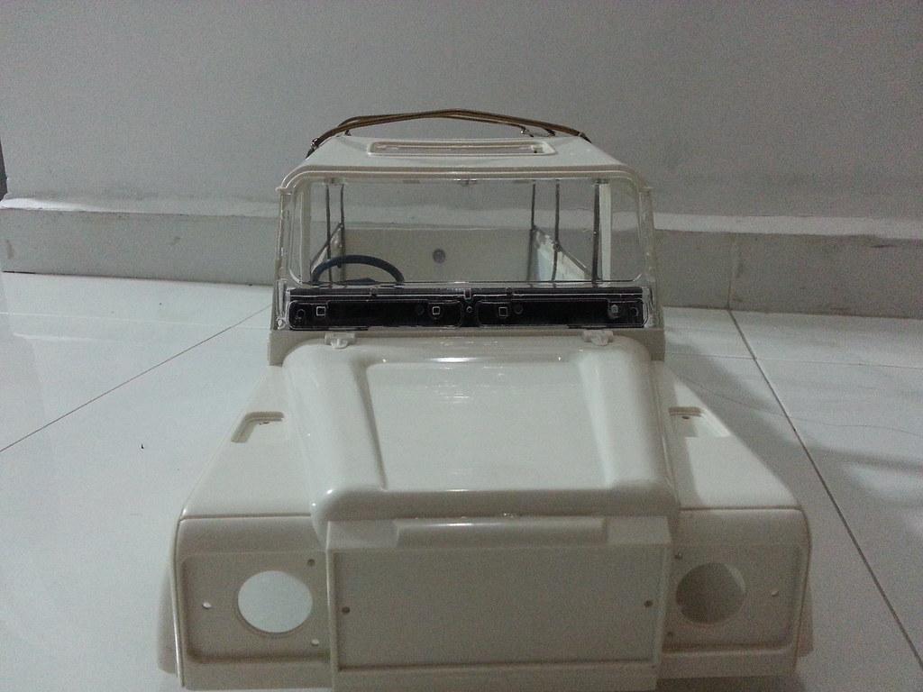 land - BabyBoy's Land Rover D110 V2 8657347513_5d044e1654_b