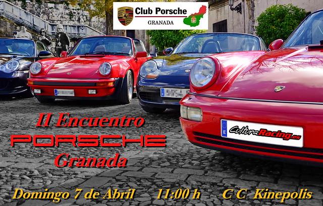 II Encuentro Porsche Granada 8595284806_2f6c6f59d4_z