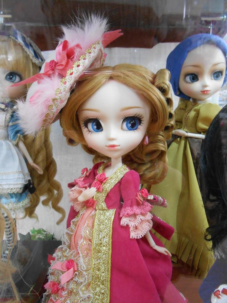 Сет The Rose of Versailles - май 2013 8598001654_322807b084_b