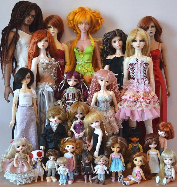 Mes dolls (Soom, Iple, Artist, FL, Lati...) news Merrow - Page 21 8556835771_2fe4c8966b_z