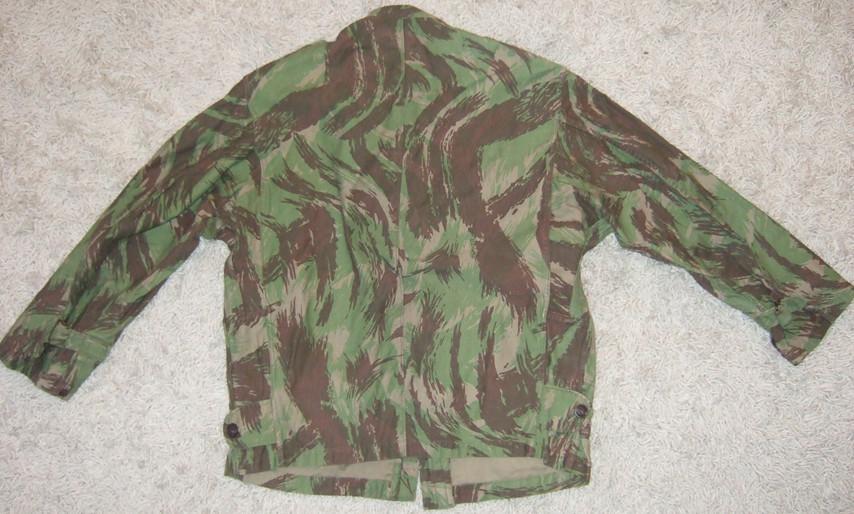 Portugese paratrooper jacket 8532489999_cec0380c00_b