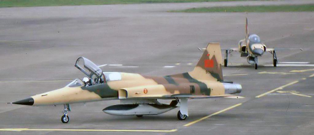 القوات الجوية الملكية المغربية - متجدد - 8658409378_c1494103e0_b