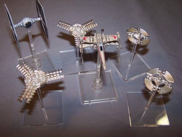 X-Wing - neues, gefährliches, Weltraumgelände: Minenfeld 8690665286_c35d369cd8_z