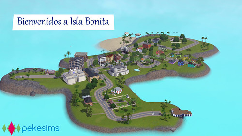 [Descarga]Isla Bonita por Pekesims 10173972513_aa460b138a