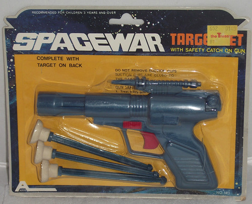 Special SNEAK PREVIEW of the first article for TIG: Arco Spacewar 7485340700_dc99f061cd