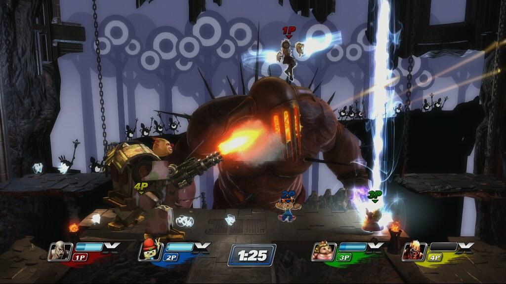 [GAME] PlayStation All-Stars Battle Royale - Smash Bros da SONY, começa a se revelar! 6971584906_18e86b8172_b