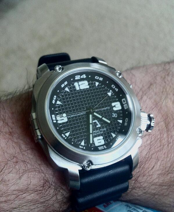 Anonimo Professionale GMT Waffle 6983548618_639a53c144_b