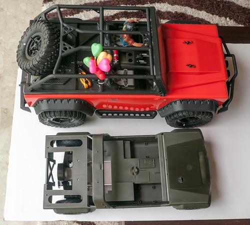LANE Boys RC's Tamiya XR311 build 7740412028_0a62c3a43c