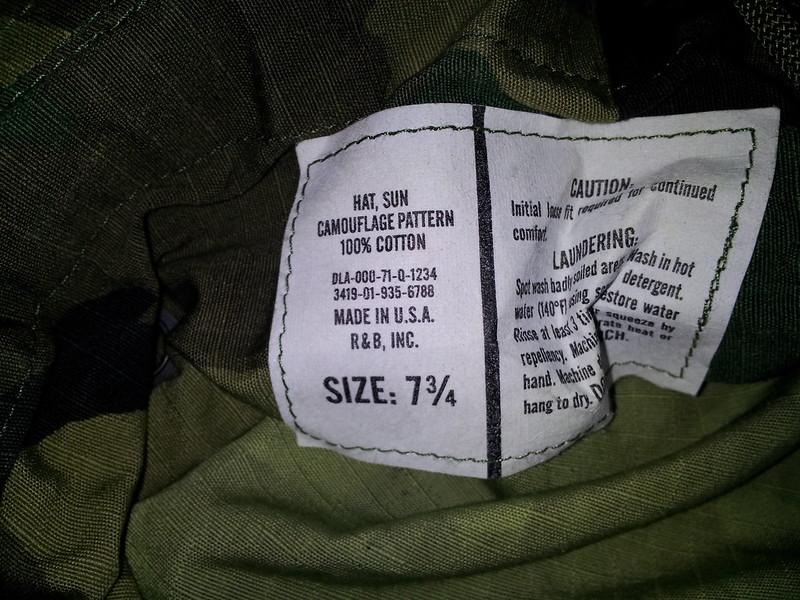 ERDL Jacket-Special Forces. 7157890806_c4de314f6e_c