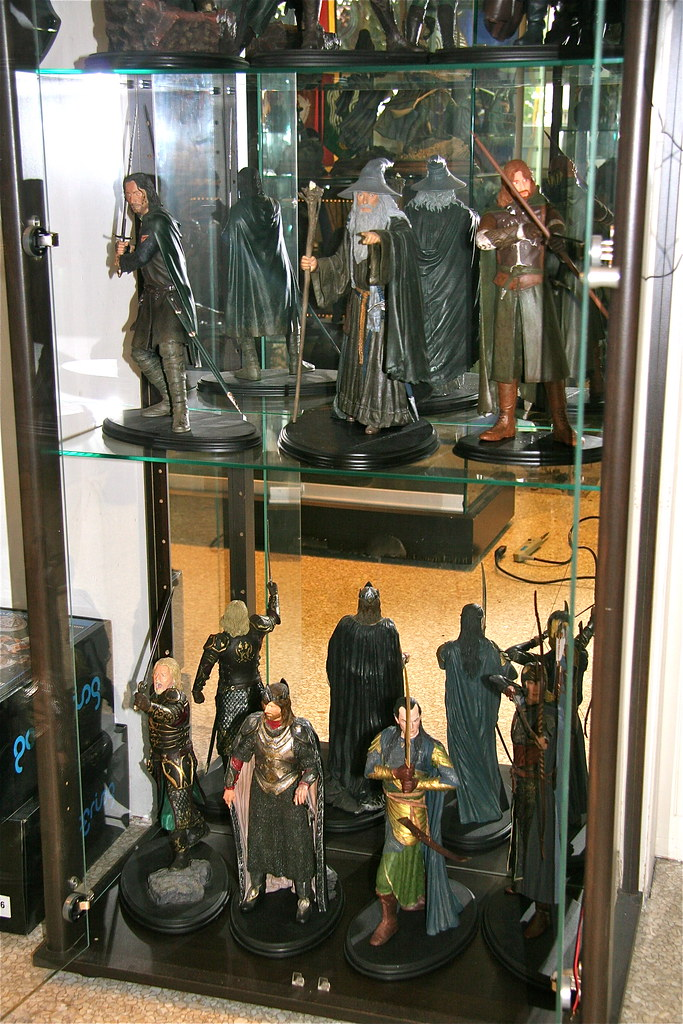 [Coleção] Lord Of The Rings  7155433691_2db523f218_b