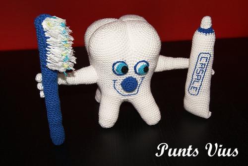 ¿Ya os habéis lavado los dientes? 8059303312_6a15268334