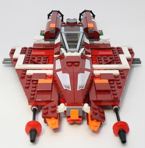 9497 Republic Striker-class Starfighter 8069000407_07d1fc0f34