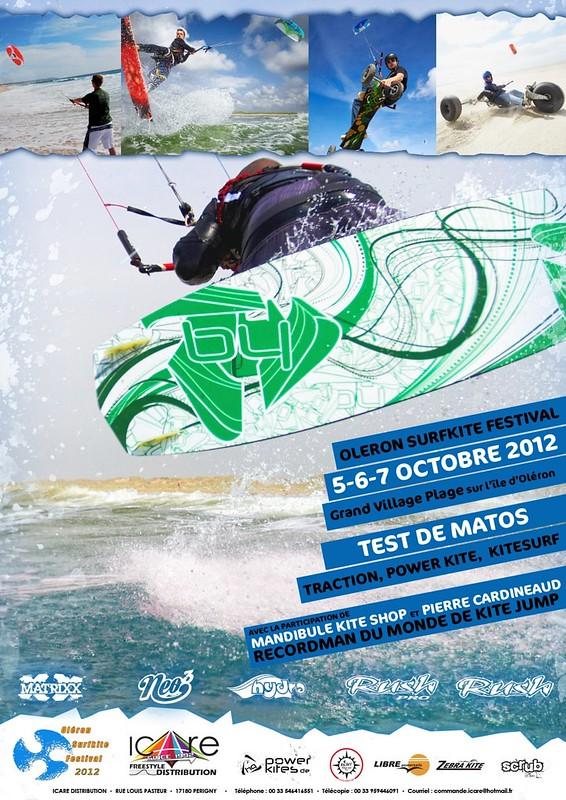 Championnat de France de surf kite à Oleron 8003561995_c54dce7076_c