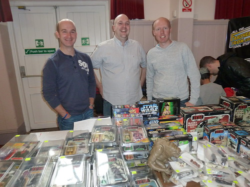 Farthest From, the UK Star Wars Retro Toy Show, 23rd Sept 2012, Hampshire, UK 8019397177_4c08fea91b