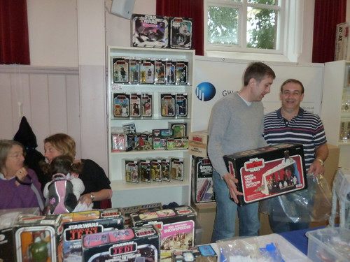 Farthest From, the UK Star Wars Retro Toy Show, 23rd Sept 2012, Hampshire, UK 8019413919_5daa60ed7b