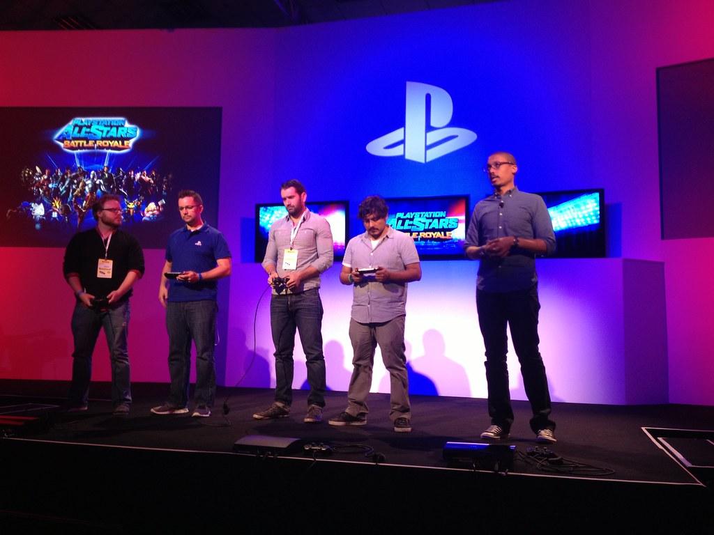 [BRASIL GAME SHOW 2012] Destaques da Coletiva de PlayStation na BGS 2012 8077292640_c905b84659_b