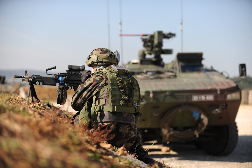 Slovenian Armed Forces / Slovenska vojska 8077484569_ab9ab1bc48_b