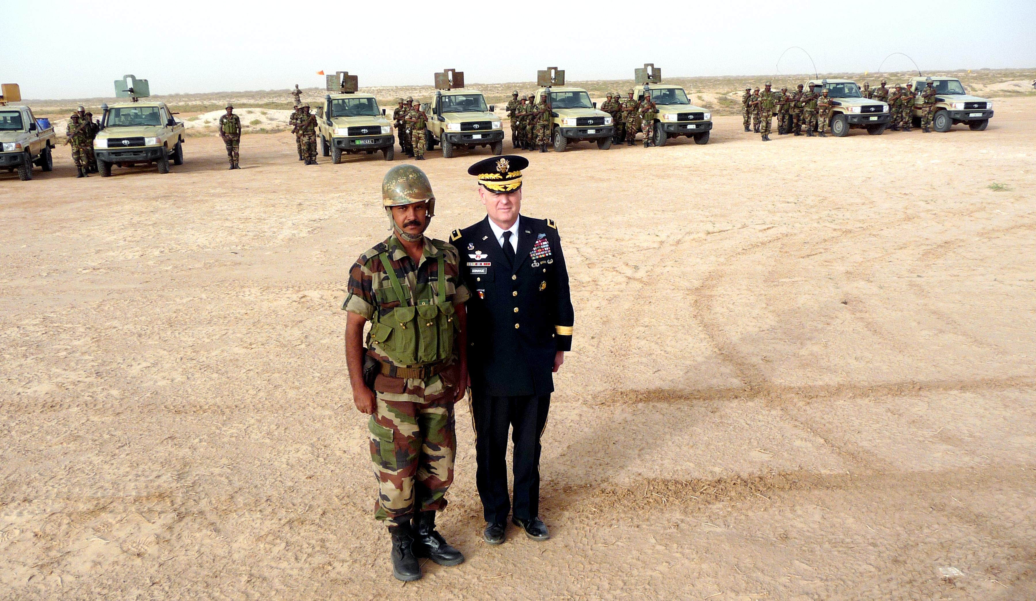 Armée Mauritanienne - Page 5 8378954829_d130323d3b_o