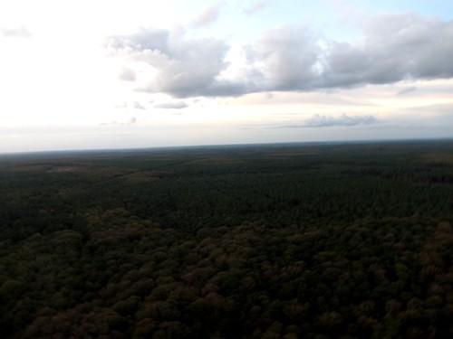 KAP au dessus de la forêt du Gavre 8142188067_57020a7feb