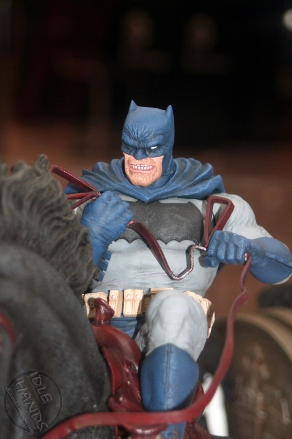 Dc Direct - 1/6 The Dark Knight returns Batman horse Statue 8076057429_211896e145_o