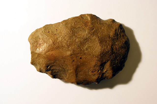 Early Hand Axe from Bournemouth 8148917909_d646631184_z