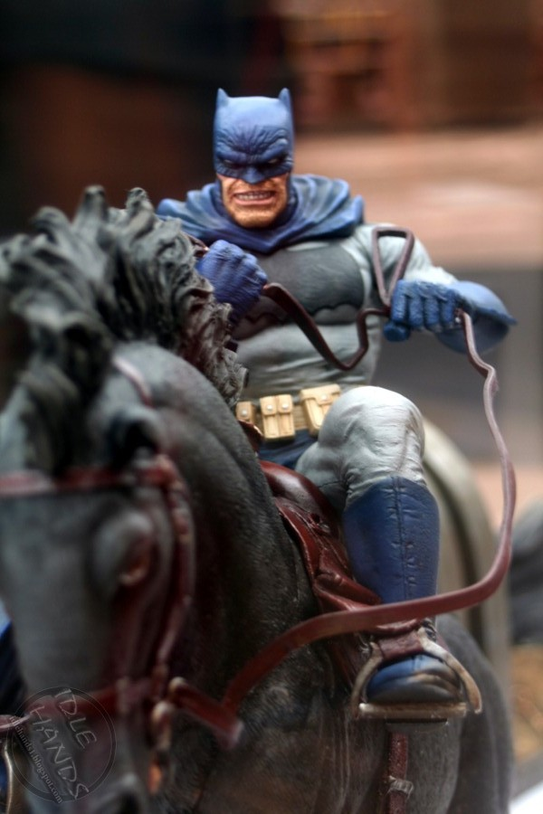 Dc Direct - 1/6 The Dark Knight returns Batman horse Statue 8076051371_df23ec8e91_o
