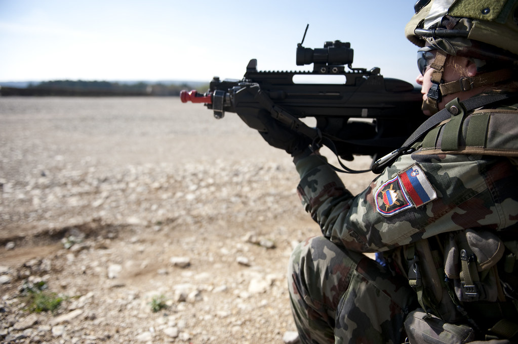 Slovenian Armed Forces / Slovenska vojska 8077488990_3ff908b7a0_b