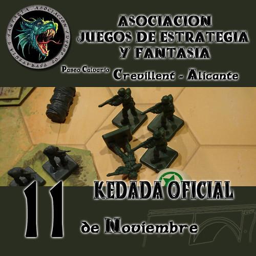 Kedada Oficial AJEF (11 Noviembre 2012) 8144456770_6f37d6890e
