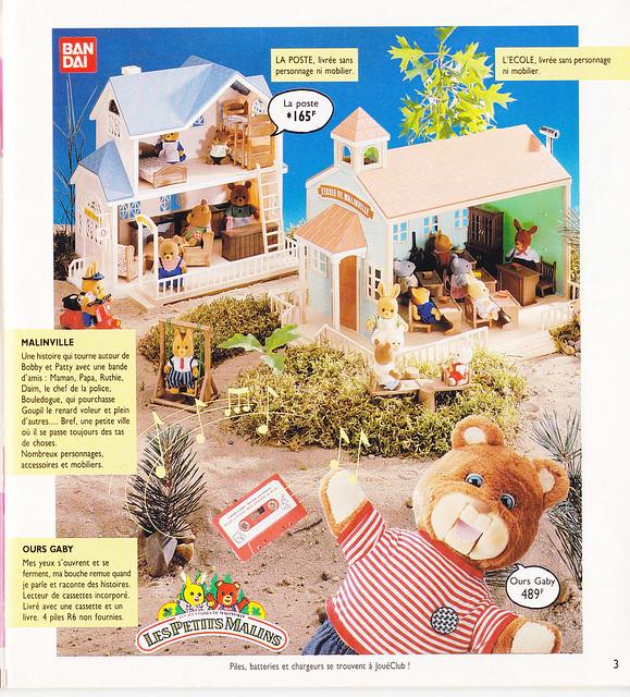 Petits Malins (les) et l'ours Gabby (Bandaï) 1986 - 1987 8184875683_31a10ded56_z
