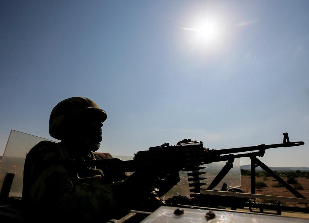 Armée djiboutienne / Djibouti National Army 8212395247_de7827b4c4_b