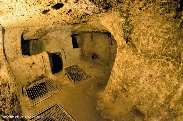 Huge Underground City Discovered In Turkey  8215595509_70160b87a9_z