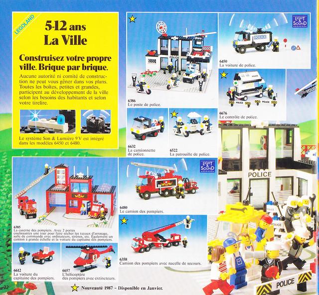 Lego City (Vintage) 8388040618_a1349d762e_z
