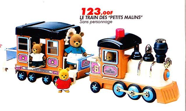 Petits Malins (les) et l'ours Gabby (Bandaï) 1986 - 1987 8343424840_28f7300508_z