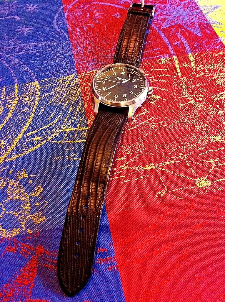 stowa - Idée de bracelet pour ma Stowa flieger 8310703464_ceaaa01eda_b
