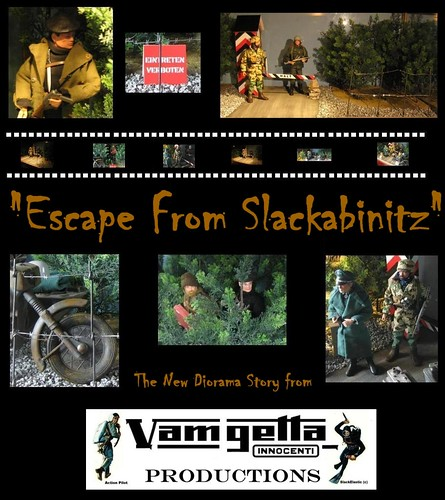 "Movie News..""Escape From Slackabinitz"" A VamGetta Diorama Release 8596013014_a3bb4b45c8"