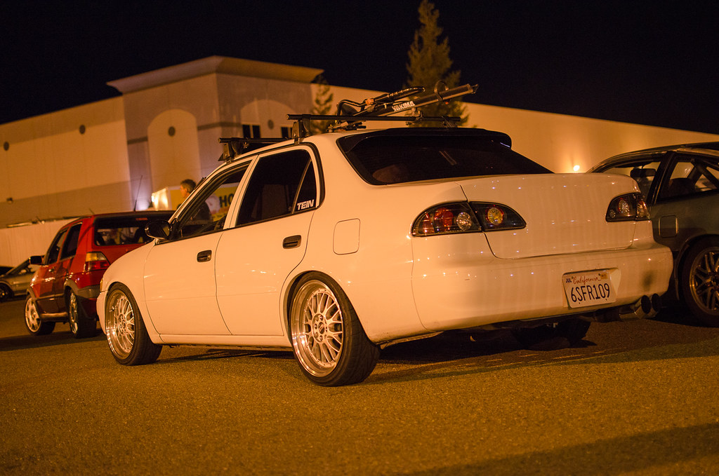 Roseville, CA car meet (pic heavy) 8543499013_ca8d71a3a4_b