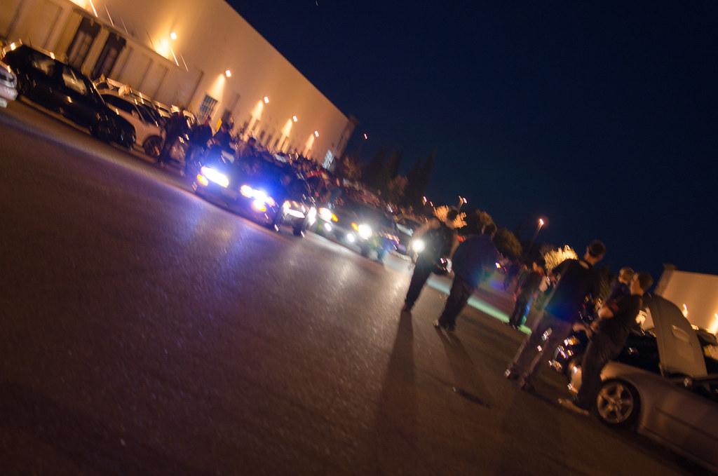 Roseville, CA car meet (pic heavy) 8543500441_82d68f43cb_b